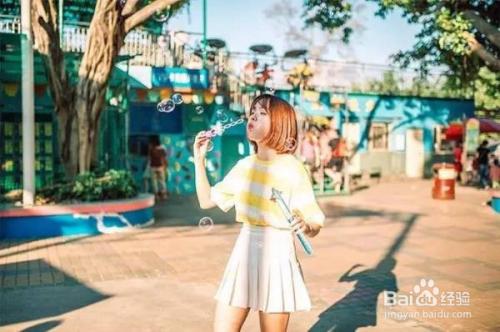 如何拍摄游乐园写真?