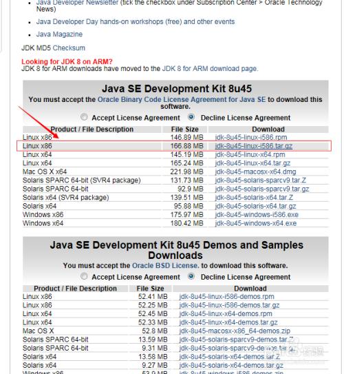 最新的手把手教您linux环境下安装jdk1.8