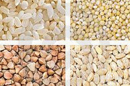 竞技宝官网粮里所含营养物质都有什么作用?