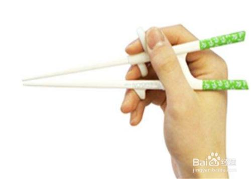 握筷子的正确方法