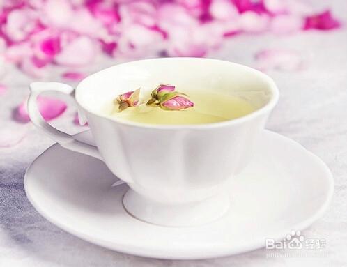 玫瑰花茶加蜂蜜_玫瑰花茶一次泡几朵-百度经验
