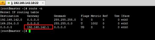 Linux添加永久静态路由信息
