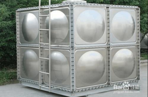不锈钢水箱常见的三种类型