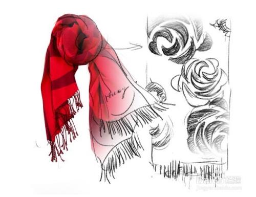 围巾怎样洗涤和保养