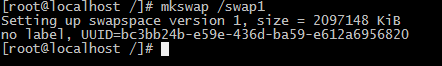 如何设置swap大小
