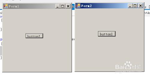 C#如何操作另一个窗体:[2]子窗体操作主窗体