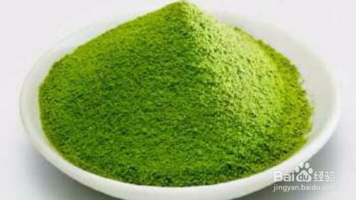 綠豆粉怎么美白?