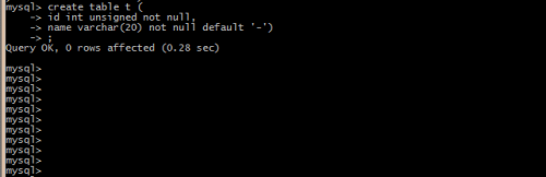 mysql怎么创建,删除,查看索引?