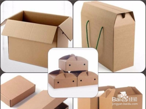 纸箱厂制作教程