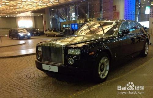 全球10大最贵车牌号 中国只有一个它