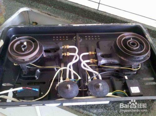煤气灶点火针怎么换