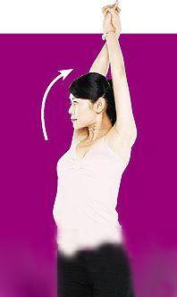瑜伽瘦腰腹的最快方法
