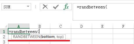 """一个Randbetween函数,让你做测量资料""""事半功倍"""""""