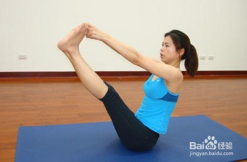 简单瘦身瑜伽动作_最简单实用的瑜伽减肥瘦身动作 带图-百度经验