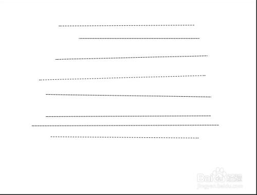 ps里怎么畫虛線【應對技巧】