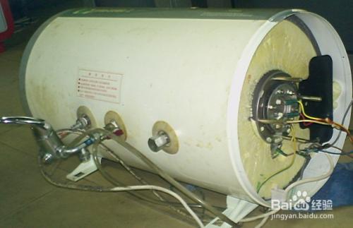 樱花热水器维修教程