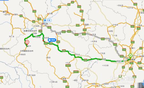 西安去甘南自驾游_西安到甘南旅游攻略-百度经验