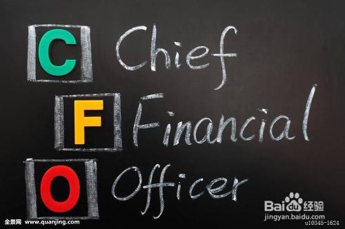 财务总监工作说明书_财务总监的岗位说明书怎么写-百度经验