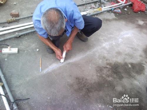 屋顶漏水最好的补漏办法就是这样做的