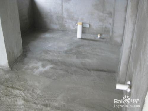 卫生间防水施工注意事项及详细的防水实验步骤!