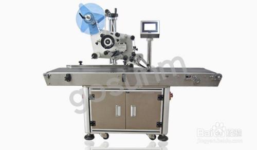 全自动平面贴标机主要结构及调整方法