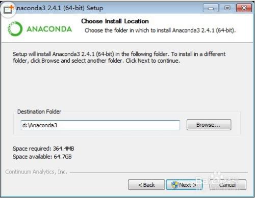 如何安装Anaconda和Python