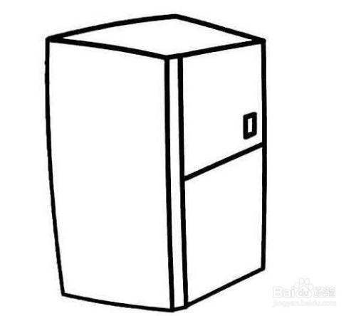 冰箱简笔画 沙发简笔画 排球简笔画 足球简笔画图片