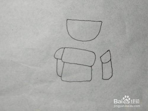 书包的简笔画要怎么画