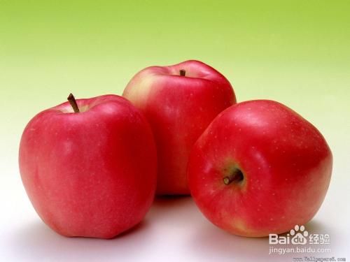 吃苹果有哪些禁忌