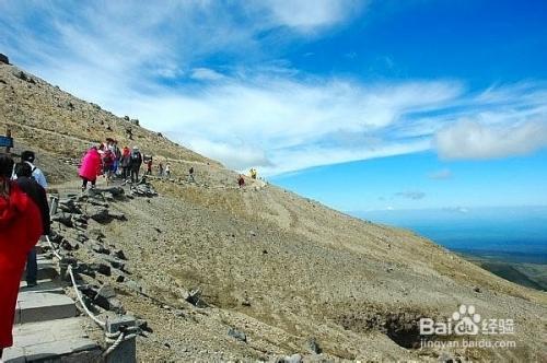 旅游爬山时应该注意些什么