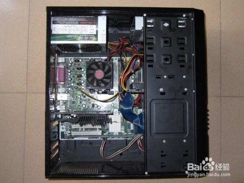 戴尔电脑主机怎么拆_怎样拆装台式电脑主机 / 机箱-百度经验