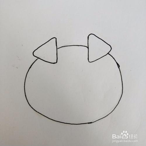 宝宝启蒙简笔画 圆形系列