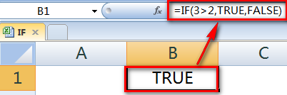 Excel IF函数怎么用