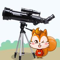 上UC浏览器吧抢天文望远镜