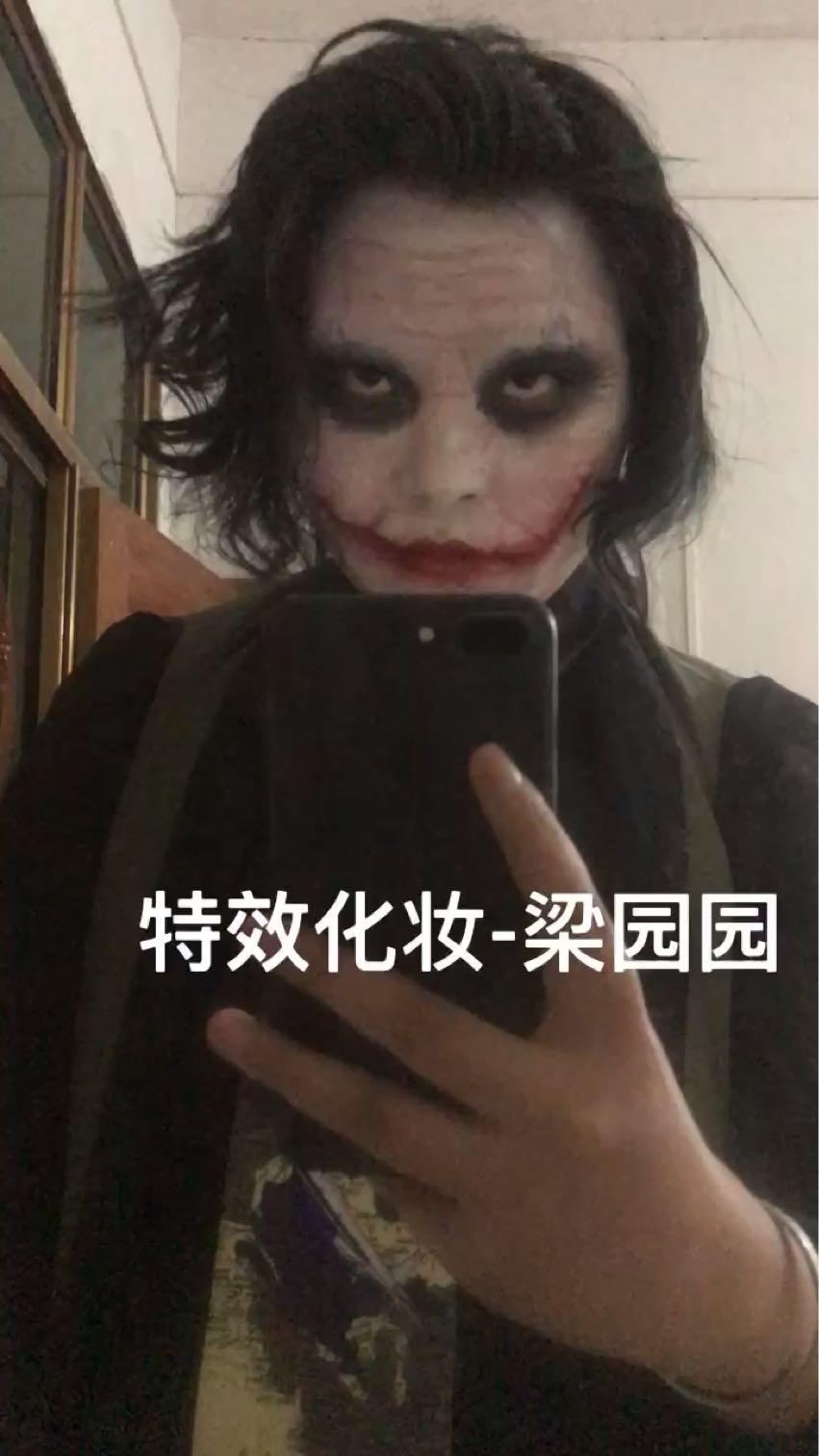 空白妆面图_小丑吧-百度贴吧--小丑(Joker)是美国DC漫画旗下超级大反派 ...