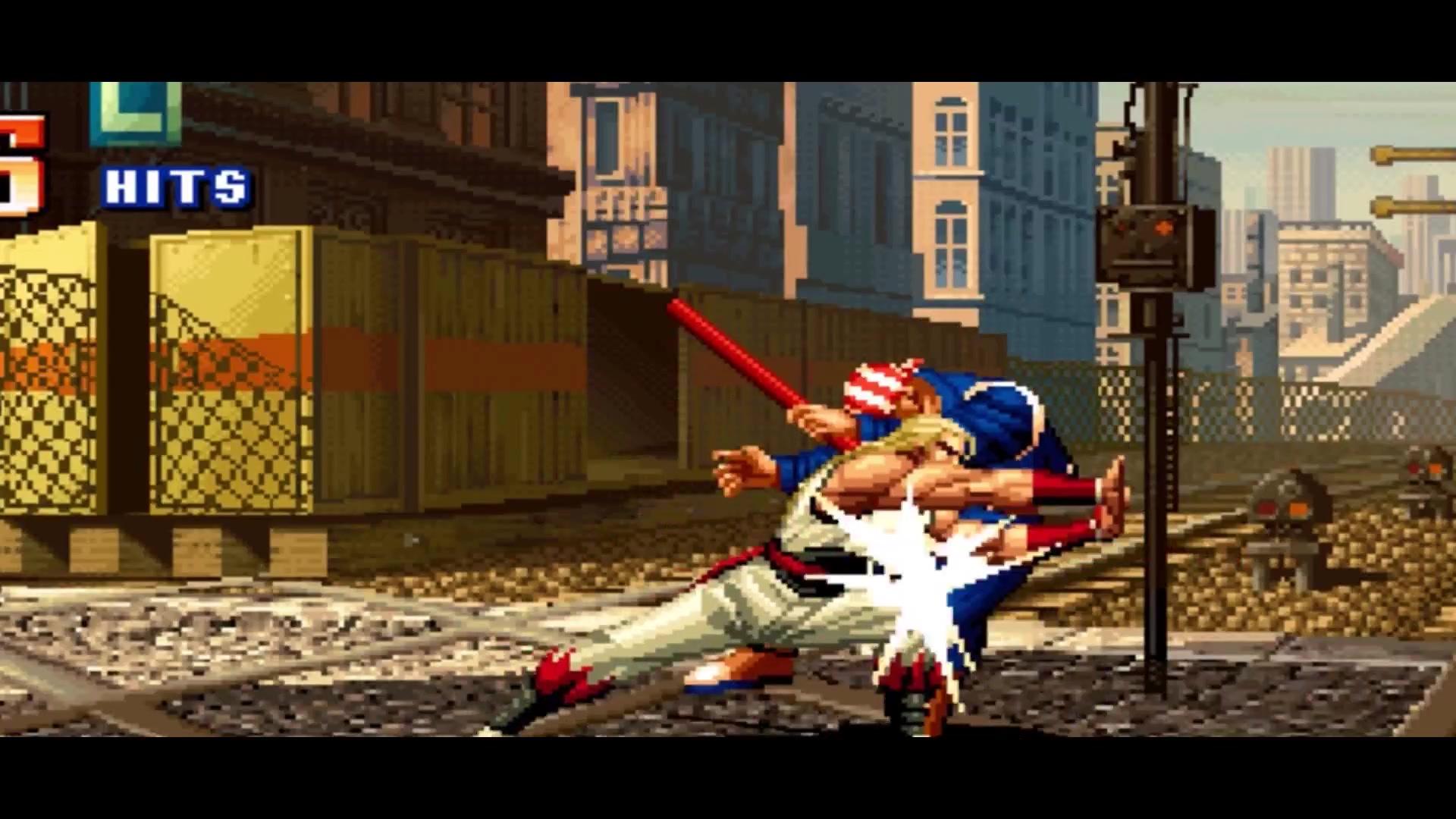 拳皇98um终极挑战_拳皇14吧-百度贴吧--SNK与拳皇系列的第14代目重生之作--《拳皇 ...