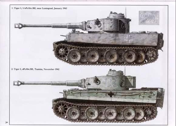 虎式坦克cad图纸_以下纯属楼主个人观点,很多数据都是查来的不喜勿喷