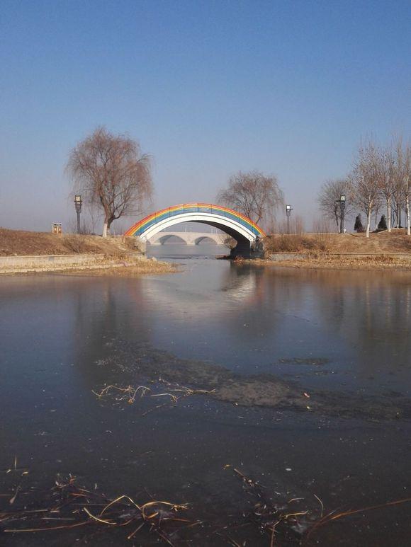 济阳吧贴吧_【图片】元旦澄波湖观桥——惊奇、遗憾!【济阳吧】_百度贴吧