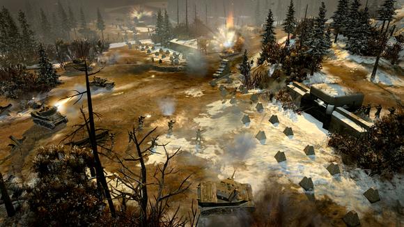 推荐几个战争策略游戏2