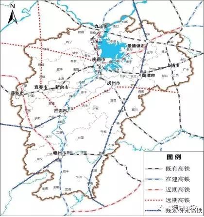 江西省铁路规划调整_回复(5) 收起回复