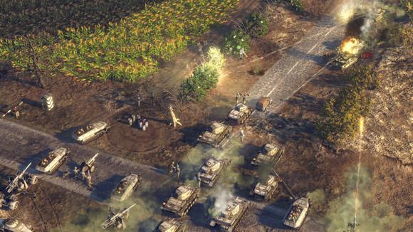 推荐几个战争策略游戏3