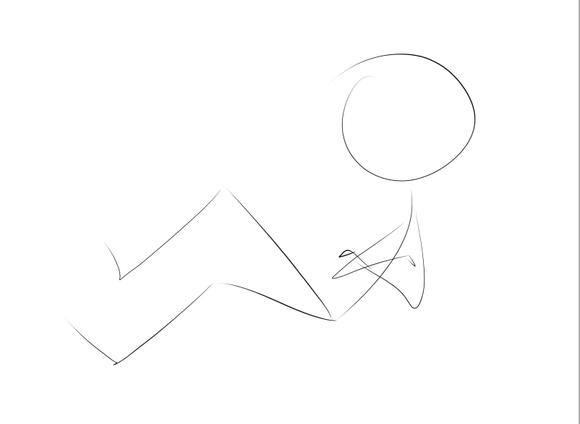 火柴人格斗画教程_画画的第一步是画好火柴人,一个画得好的火柴人表现的动态也 ...