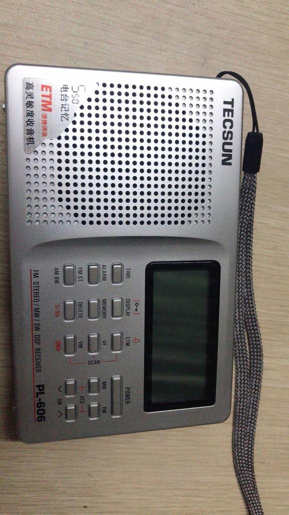 八成新TECSUM收音机,一手价格,要卖的私我