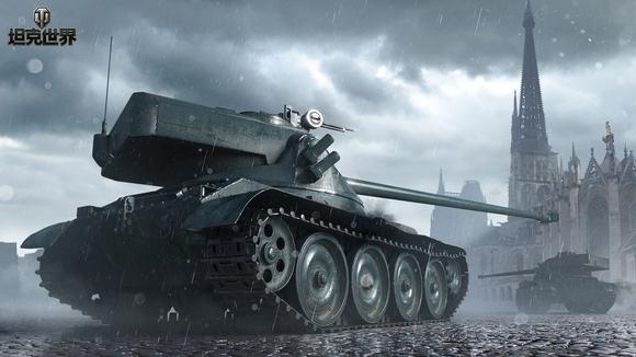 坦克世界闪电战战车推荐