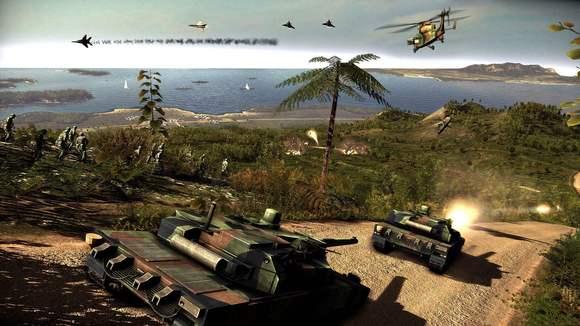 推荐几个战争策略游戏