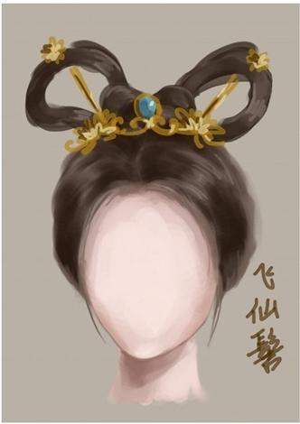 汉代女子发髻_【中国古代】古代女子的服饰和发髻【古韵遗风吧】_百度贴吧