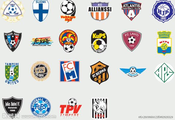 足球球队标志和名字_芬兰