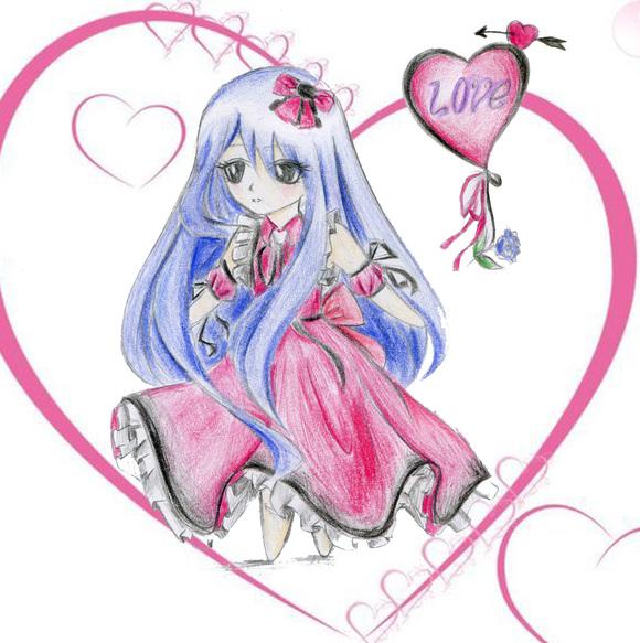"""守护甜心之紫魅公主_亚梦的新守护甜心:冰。。。。。。。(也是和亚梦变身""""冰紫 ..."""