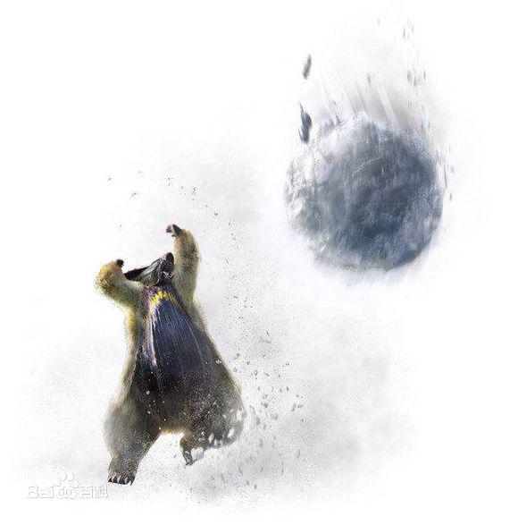 怪物猎人系列白兔兽大型怪物生态图鉴