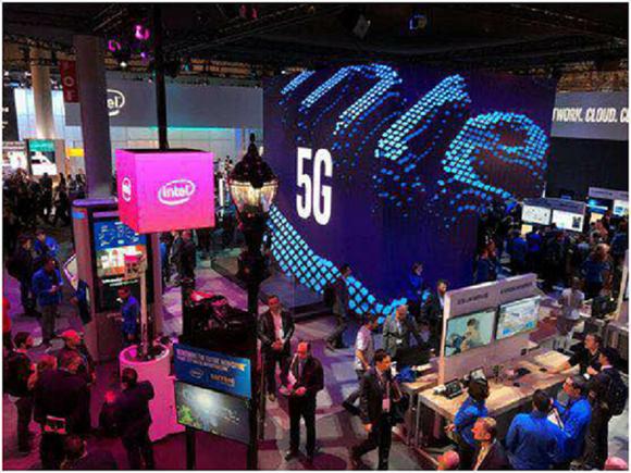 MWC 2018 : 强强联合,汉柏科技携手英特尔打造5G未来新生活